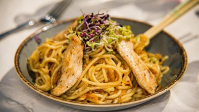 Ausflug in die asiatische Küche, © Hotel Post am See