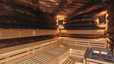 Freizeit Arena Saunabereich