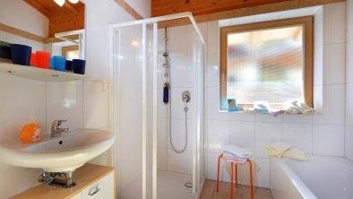 Appartement Wilder Kaiser Badezimmer
