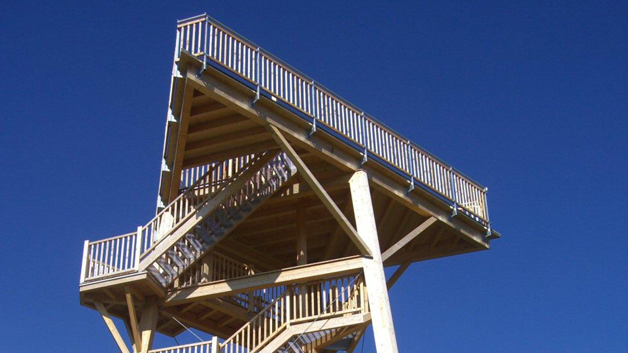Bird tower in Pflach, © Land Tirol