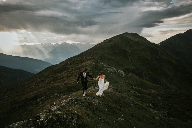 Elisa & Claudio, Zillertal Valley