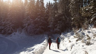 Long-distance hiking in winter, © Tirol Werbung / Frank Stolle