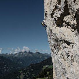 Climbing in East Tirol, © Tirol Werbung / Hans Herbig