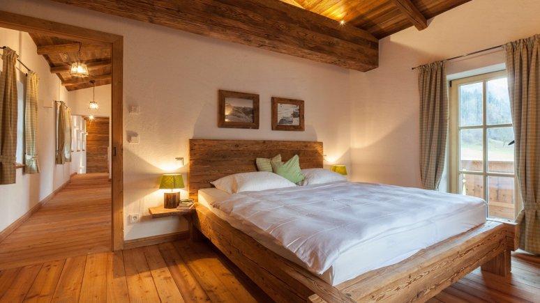 Room in the Chalet Bergwiesenhof, © Chalet Bergwiesenhof