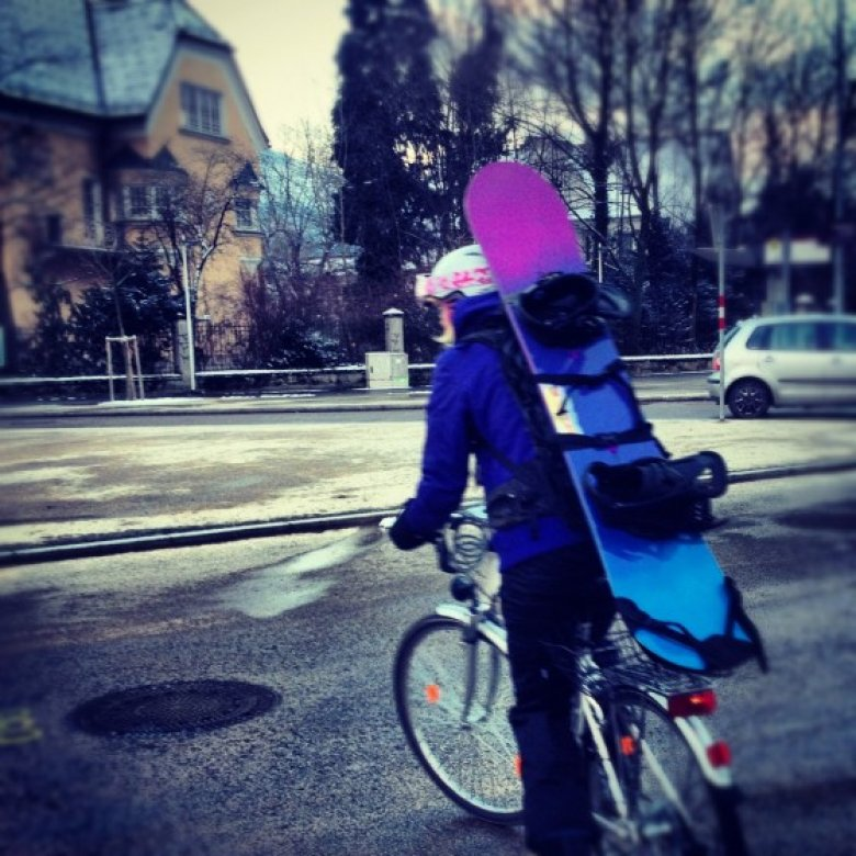 From wheels to board – non-stop city sports