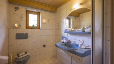 Badezimmer Appartment Josef