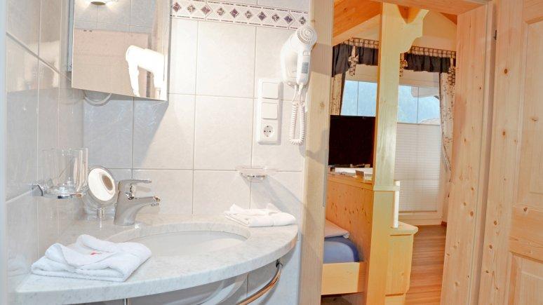 Appartements Maurer, Bathroom, © Appartement Maurer