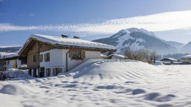 Kaiserwinkl Appartment Kaiserblick Winter