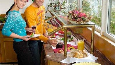 Sporthotel Schieferle Frühstücksbuffet
