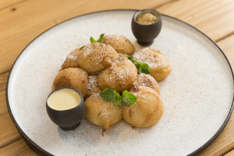 Sweeten up your life with these mouth-watering apple fritters. Be forewarned: They can be addictively delicious.