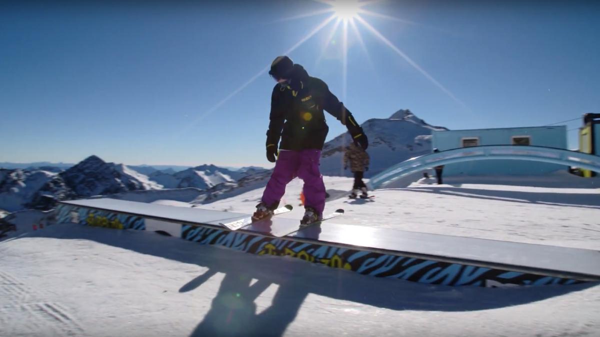 Ski lessons: Freestyle Skiing, © Tirol Werbung