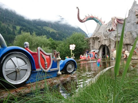 The Viking Land at Freizeitpark Familienland Pillersee