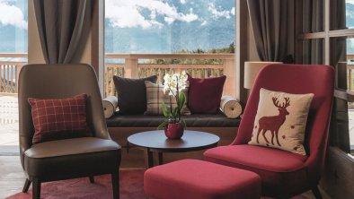 Sitznische_Panorama_Suite_Superior_Interalpen_Hote, © Interalpen-Hotel Tyrol