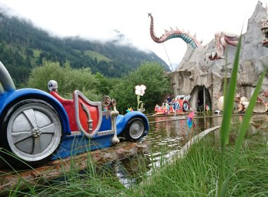 The Viking Land at Freizeitpark Familienland Pillersee