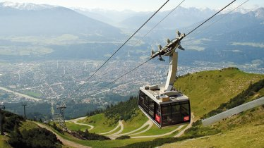 Nordkette Mountain Range, Innsbruck, © Nordkette Innsbruck