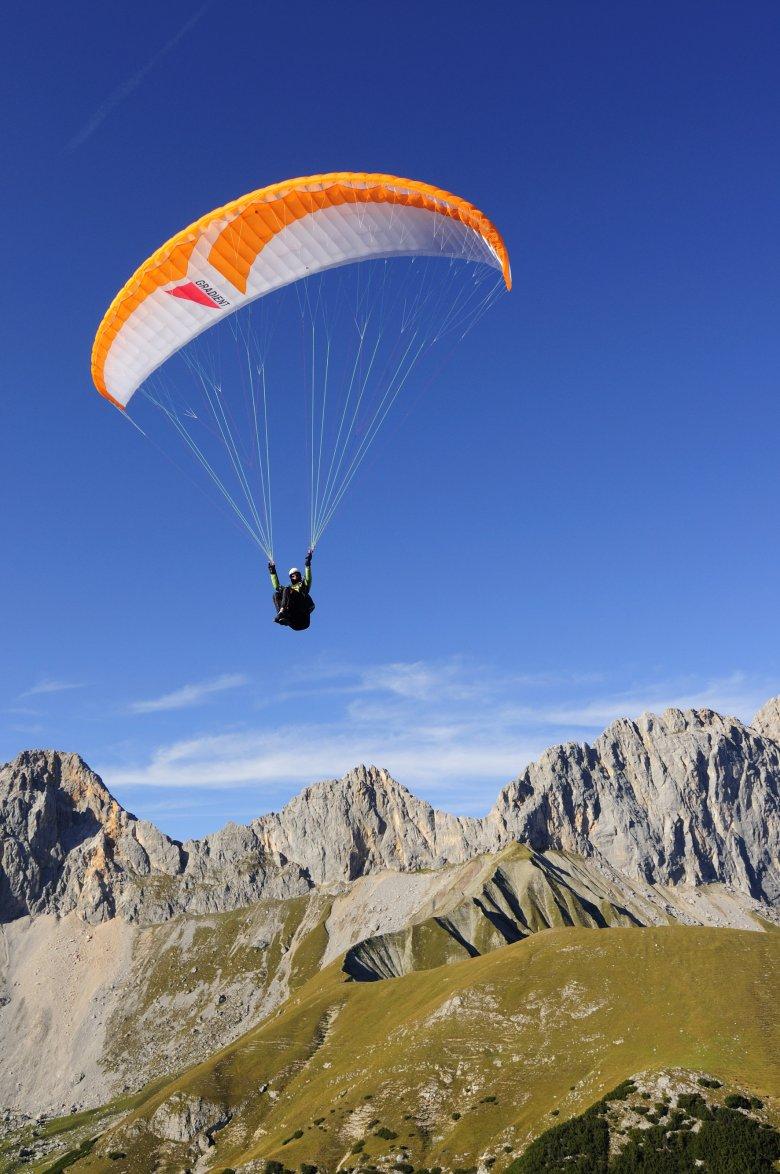 Up, up and away! , © Tirol Werbung
