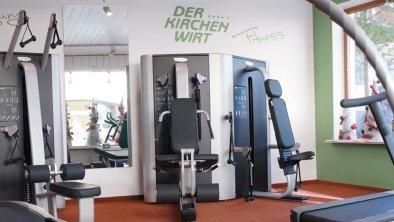 Fitnessraum, © Der Kirchenwirt