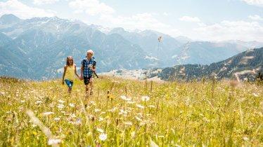 Hiking with children, © Serfaus-Fiss-Ladis Marketing GmbH/danielzangerl.com