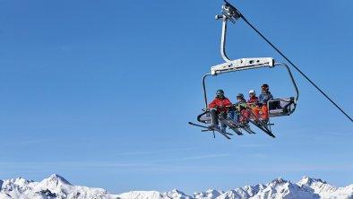 Ski-in und Ski-out im SeeMOUNT