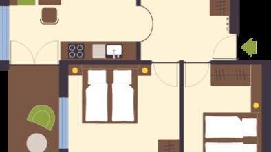 Carina Apartment 3