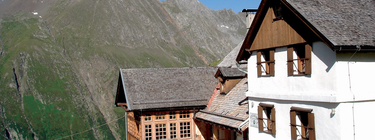 Furtschaglhaus, © Tirol Werbung