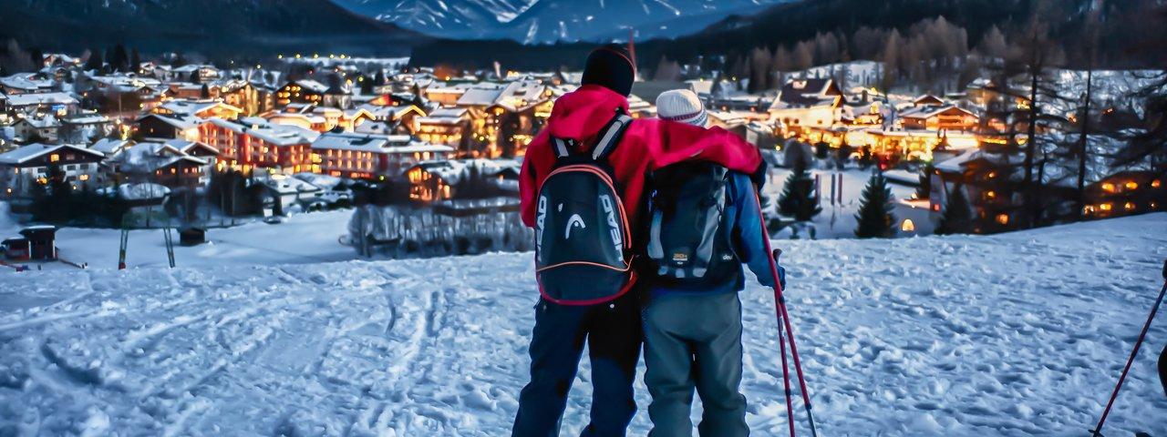 Snowshoeing atop Seefeld, © Olympiaregion Seefeld