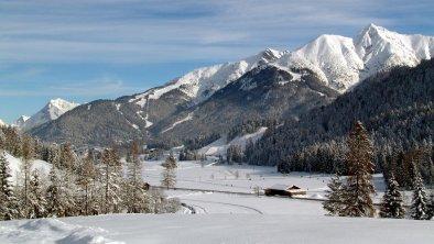 Winterwandern im Möserer Tal, © Olympiaregion Seefeld
