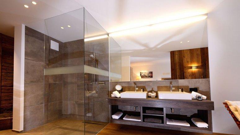 Bathroom at the Antonius Apartments, © Antonius Apartments