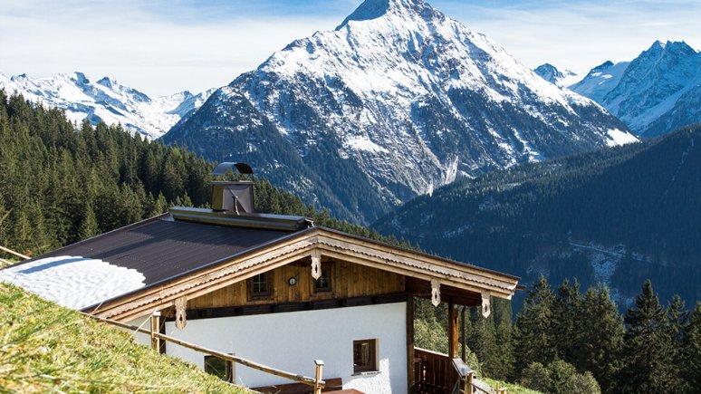 Neurauther Hütte, Finkenberg, Zillertal Valley, © Familie Mitterer