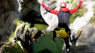 Canyoning Tour, © feelfree.at