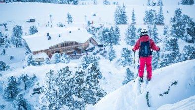 PlatzlAlm Winter, © Simon Rainer