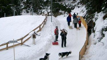 Pfunds Toboggan Run, © TVB Tiroler Oberland