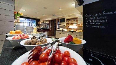 Frühstücksbuffet für Hotel- & Appartementgäste, © Hotel Sonnenhof