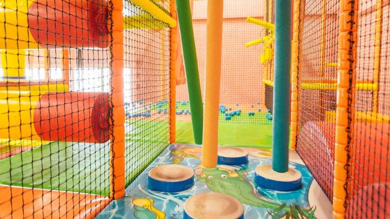 The Joy soft-play area in Völs, © Joy - Blitzkneisser Fotographie