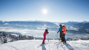 Innsbruck Nordkette ski resort, © Andre Schönherr