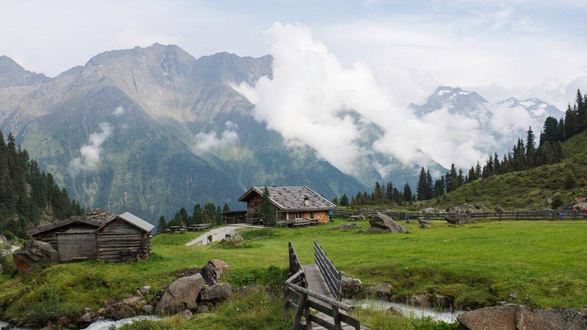 Falbesoner Ochsenalm hut in the Stubai Alps, ©  ©Tirol Werbung / Koopmann Jörg