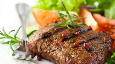 Steak im Ellmauer Hof