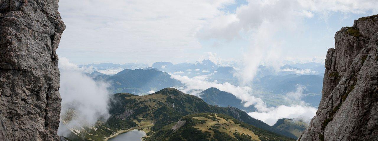Eagle Walk Stage 7: Zireiner See, © Tirol Werbung/Jens Schwarz