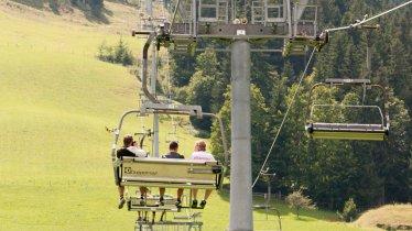 Four-man Gaisberg chairlift, © Tirol Werbung/Michael Werlberger
