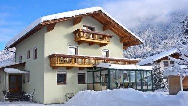 Haus Christine Ansicht Winter