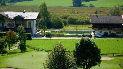 Moarhof im Sommer