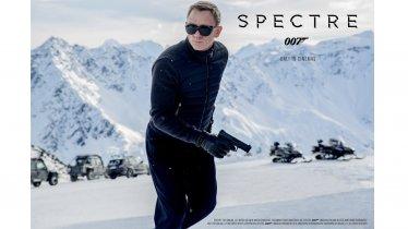 "Daniel Craig during the filming of ""Spectre"", © 2015 Danjaq, LLC, Metro-Goldwyn-Mayer Studios Inc., Columbia Pictures Industries, Inc. SPECTRE"