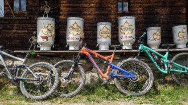 Mountain bike rides to alpine huts, © Tirol Werbung/Peter Neusser