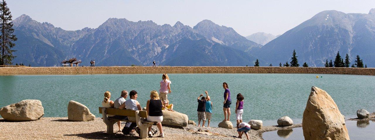 Rangger Köpfl reservoir, © TVB Innsbruck