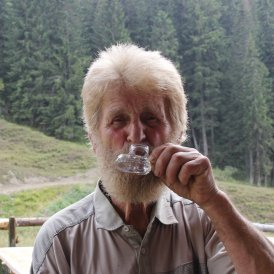 My uncle in the mountains, © Tirol Werbung