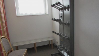 Skiraum, Schuhraum, Schuhtrockner, © ski room, shoe room, shoe dryer