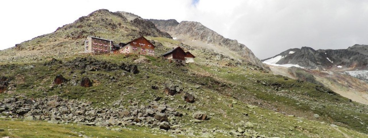 Breslauer Hütte, © Tirol Werbung