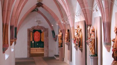 Gothic Cloisters at the Augustine Museum of Rattenberg, © TVB Alpbachtal Seenland