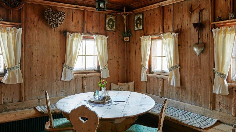 Dining room in the Sollerwirt, © David Schreyer