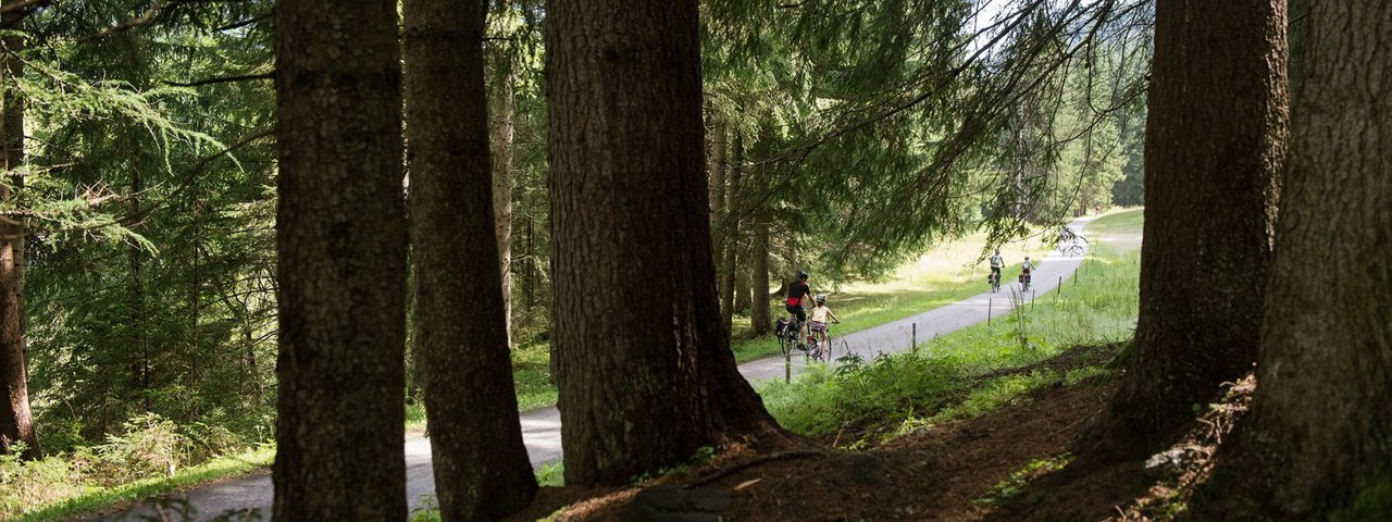 Drau Cycle Path, © Tirol Werbung/Frank Bauer